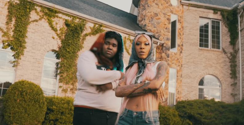 """Xanman Feat. Rico Nasty & YungManny – """"Gucci Down Remix"""" (Video)"""