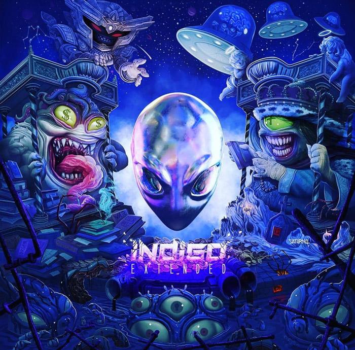 Chris Brown – 'Indigo' (Extended) (Stream)
