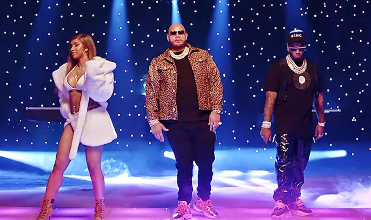 "Fat Joe, Cardi B & Anuel AA – ""YES"" (Video)"