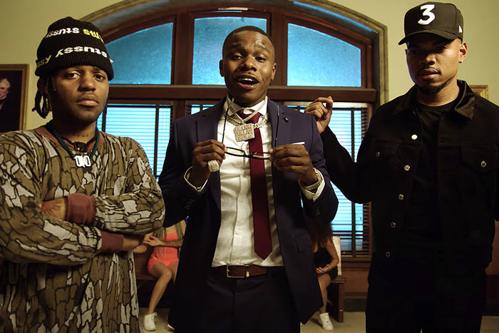 """Chance The Rapper Feat. MadeinTYO & DaBaby – """"Hot Shower"""" (Video)"""