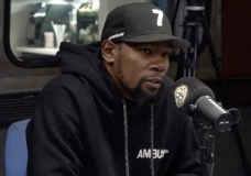 Kevin Durant Talks Brooklyn Nets & More on 'Ebro In The Morning'