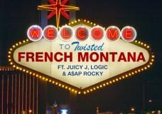 "French Montana Feat. Juicy J, Logic & A$AP Rocky – ""Twisted"""