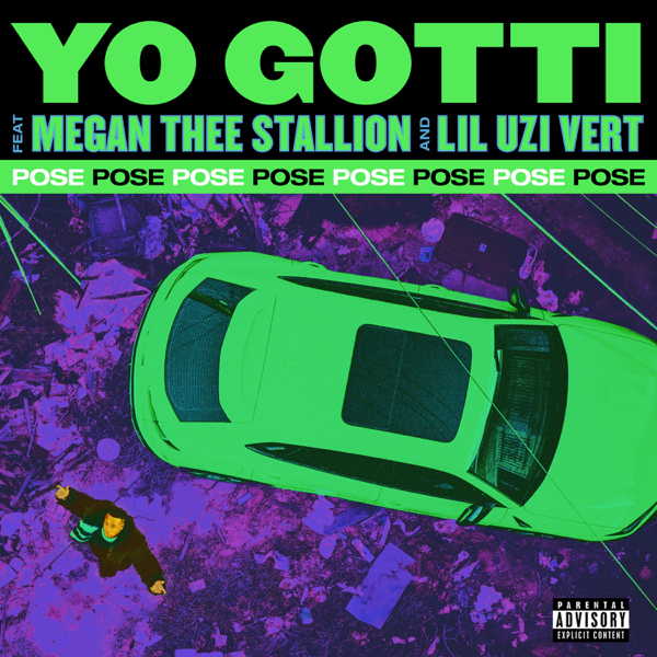 "Yo Gotti Feat. Megan Thee Stallion & Lil Uzi Vert – ""Pose (Remix)"""