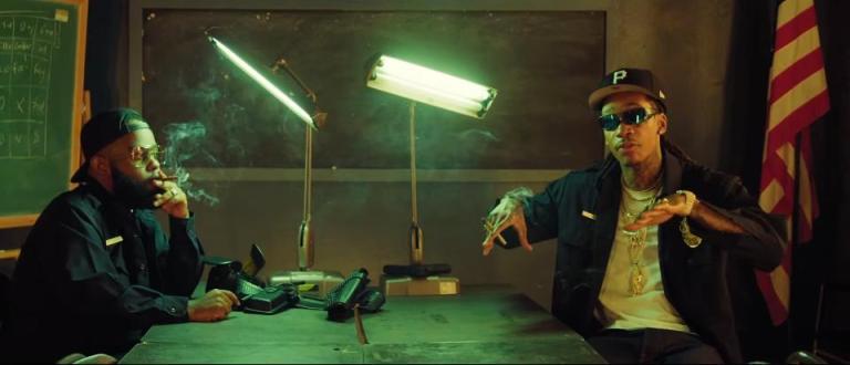 "24Hrs Feat. Wiz Khalifa – ""911"" (Video)"