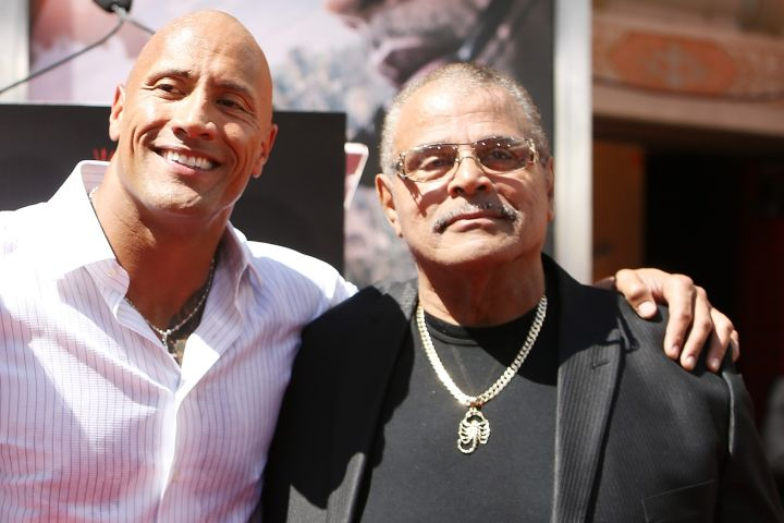 "PICS: The Rock's Father, WWE Hall Of Famer, Rocky ""Soul Man"" Johnson Dead At 75"