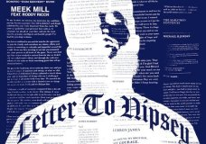"Meek Mill Feat. Roddy Ricch – ""Letter To Nipsey"""