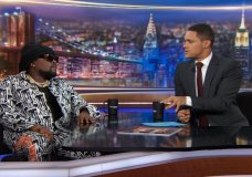 "Wale Performs ""Sue Me"" & ""Love… (Her Fault)"" on 'The Daily Show'"