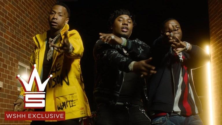 "Marlo Feat. Blac Youngsta & Moneybagg Yo – ""F*** Em"" (Video)"