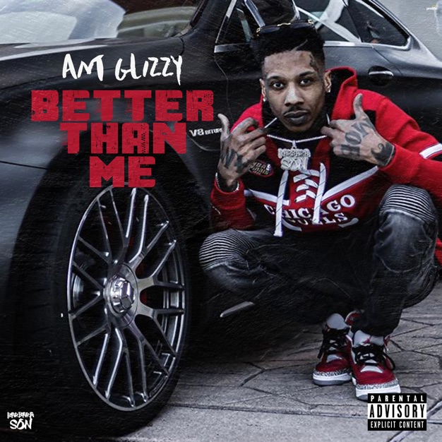 Ant Glizzy – 'Better Than Me' (EP Stream)