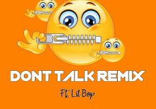 "Smash Bruvas Feat. Lil Bop – ""Don't Talk (Remix)"""
