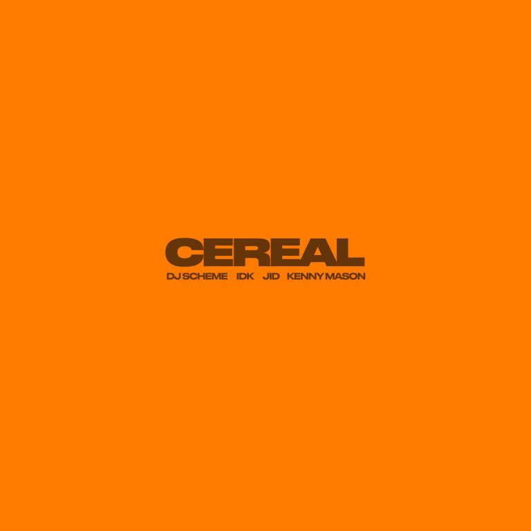 "IDK Feat. DJ Scheme, Kenny Mason & J.I.D – ""Cereal"""