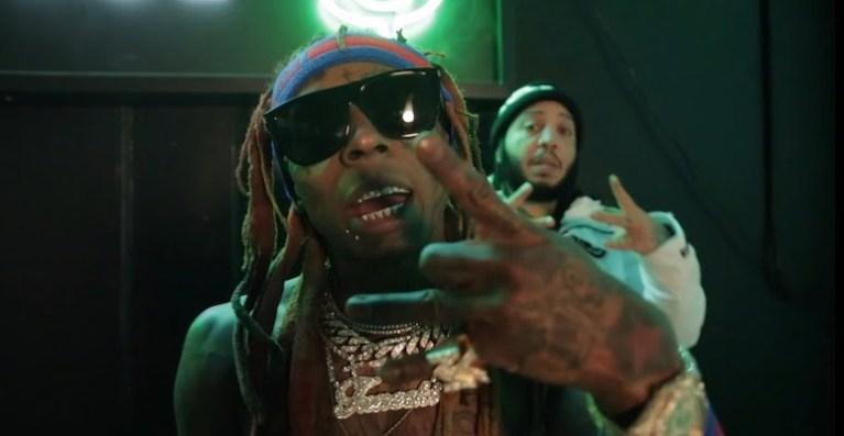 """Lil Wayne Feat. Jay Jones & Gudda Gudda – """"Thug Life"""" (Video)"""