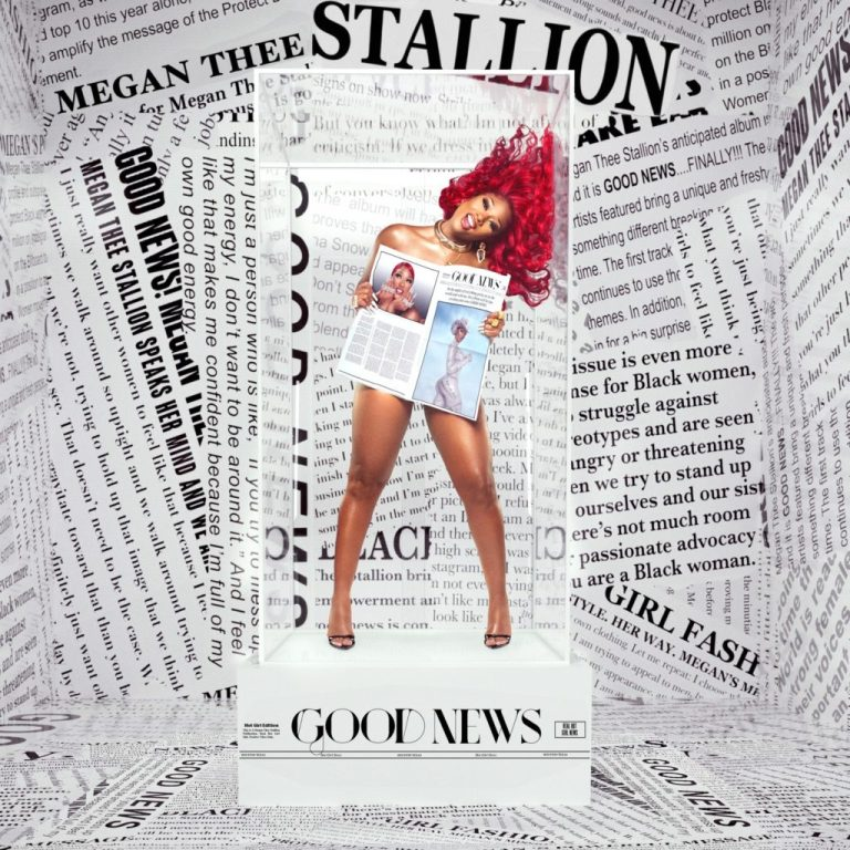 "Megan Thee Stallion – 'Good News' (Stream); ""Body"" (Video)"