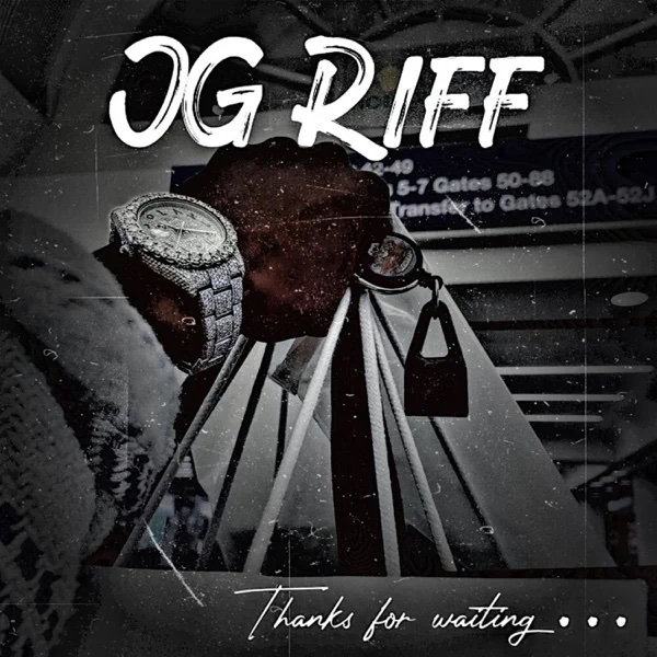 JG Riff – 'Thanks For Waiting' (Stream)