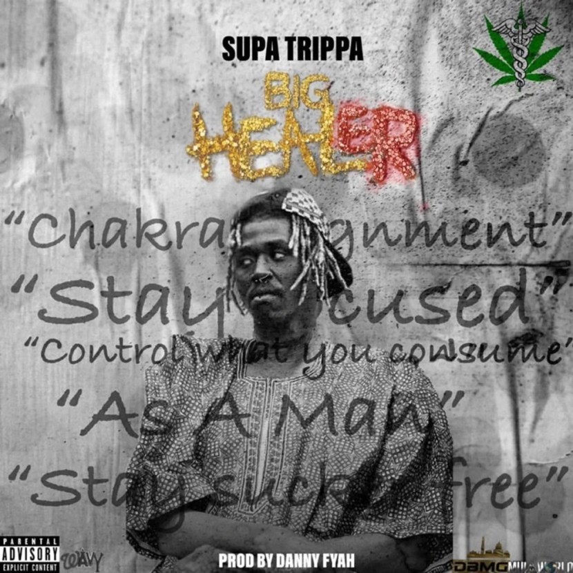 Supa Trippa – 'Big Healer' (Stream)