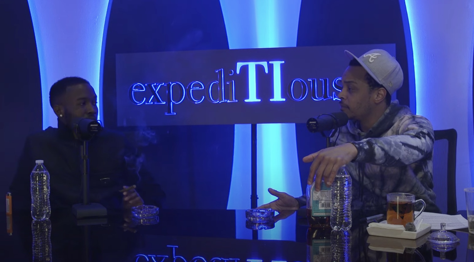 """WATCH: Shy Glizzy on T.I.'s """"expediTIously Podcast"""""""