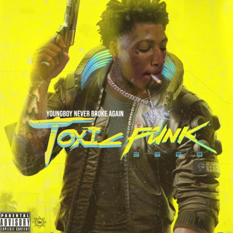 """YoungBoy Never Broke Again – """"Toxic Punk"""""""