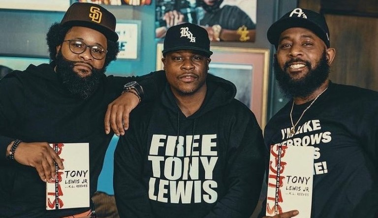 Tony Lewis, Jr. Joins Karlous Miller & Chico Bean for 85 South Show's #BlackExcellenceSpotlight