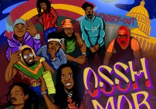 Black Fortune – 'OSSHMOB' (Stream)