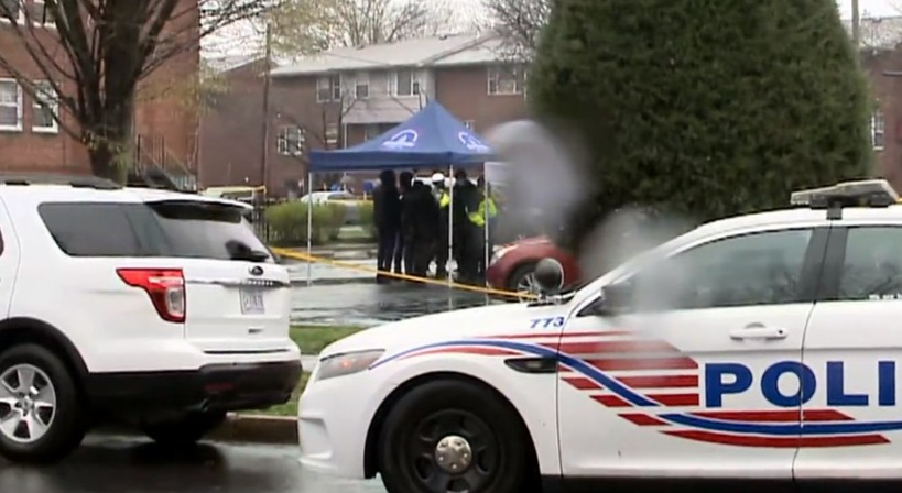 Two Dead & Three Others Shot In Congress Heights