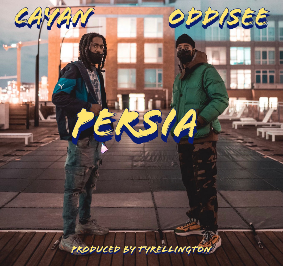 "Cayan Feat. Oddisee – ""Persia"""