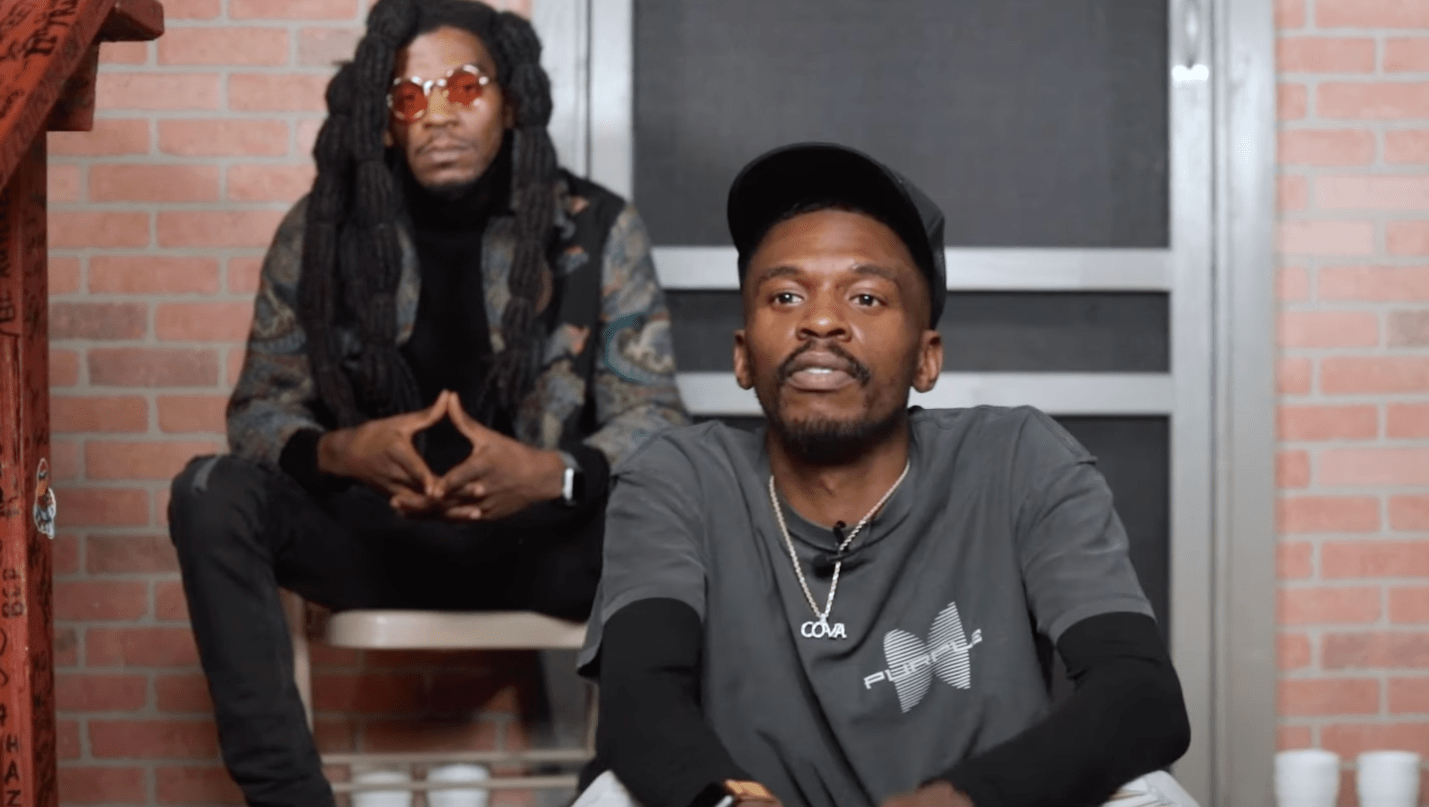 Covaboy – DGB/Off The Porch Interview (Video)