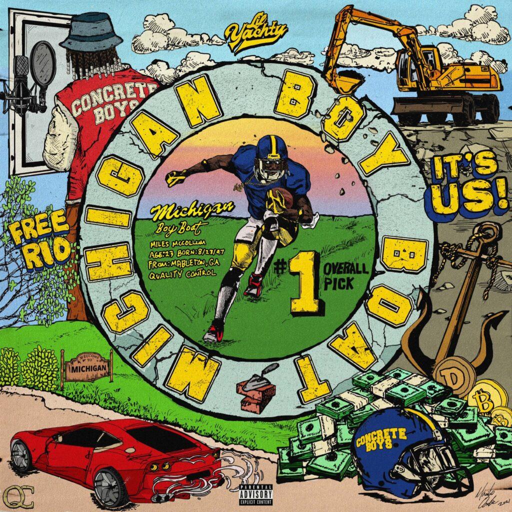 """Lil Yachty – 'Michigan Boy Boat' (Stream); """"Stunt Double"""" (Feat. Rio Da Yung OG) (Video)'"""