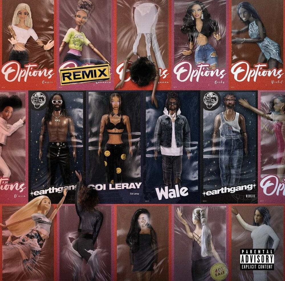 "EarthGang Feat. Wale & Coi Leray – ""Options (Remix)"""