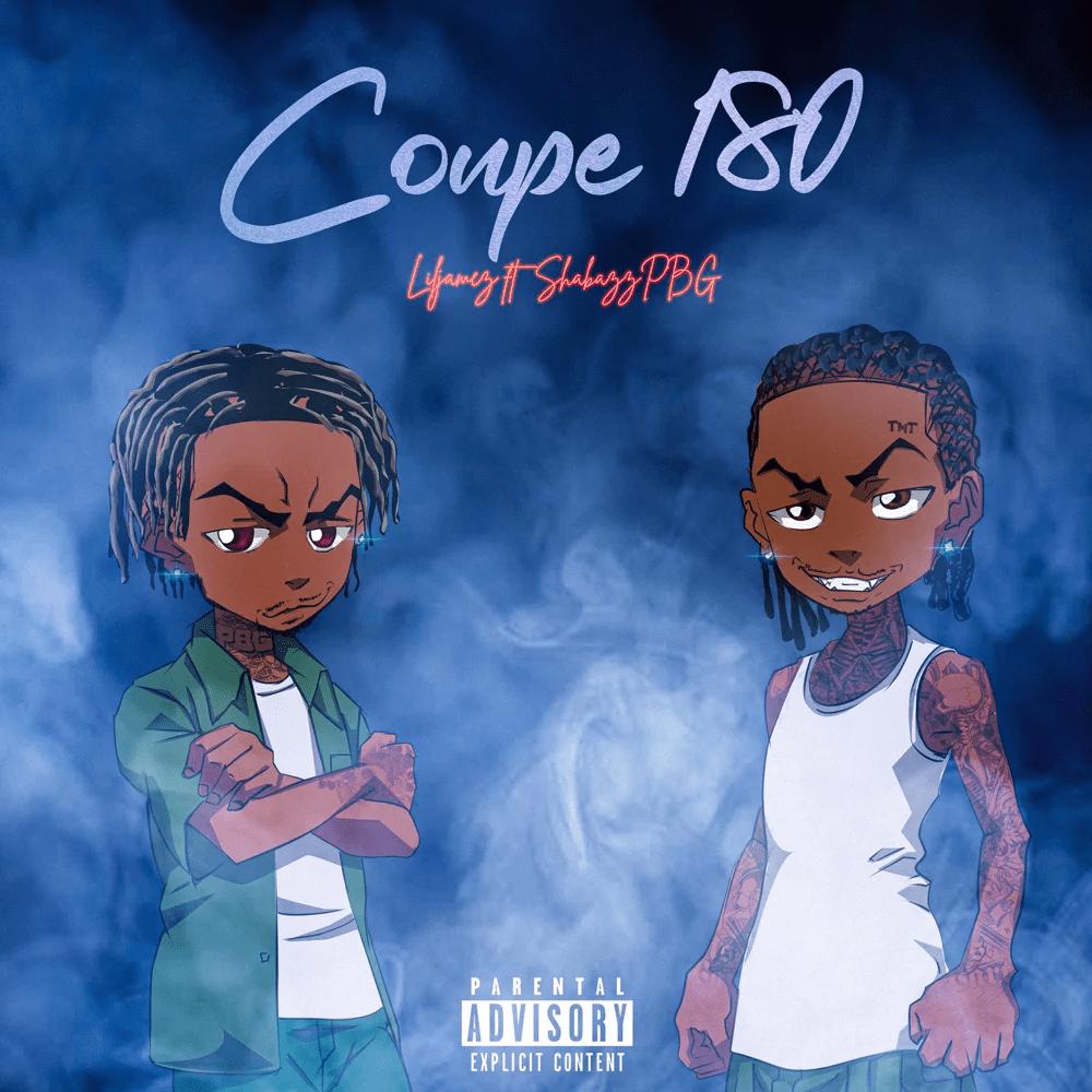 """Lil Jamez Feat. Shabazz PBG – """"Coupe 180"""""""