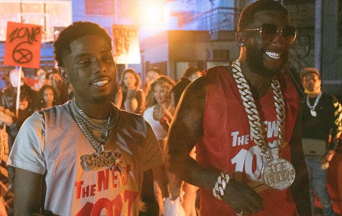 """Gucci Mane Feat. Pooh Shiesty – """"Like 34 & 8"""" (Video)"""