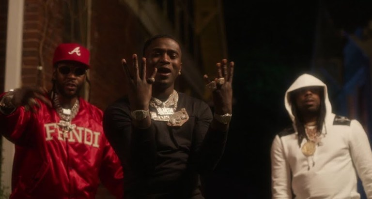 """Bankroll Freddie Feat. 2 Chainz & Young Scooter – """"Dope Talk"""" (Video)"""