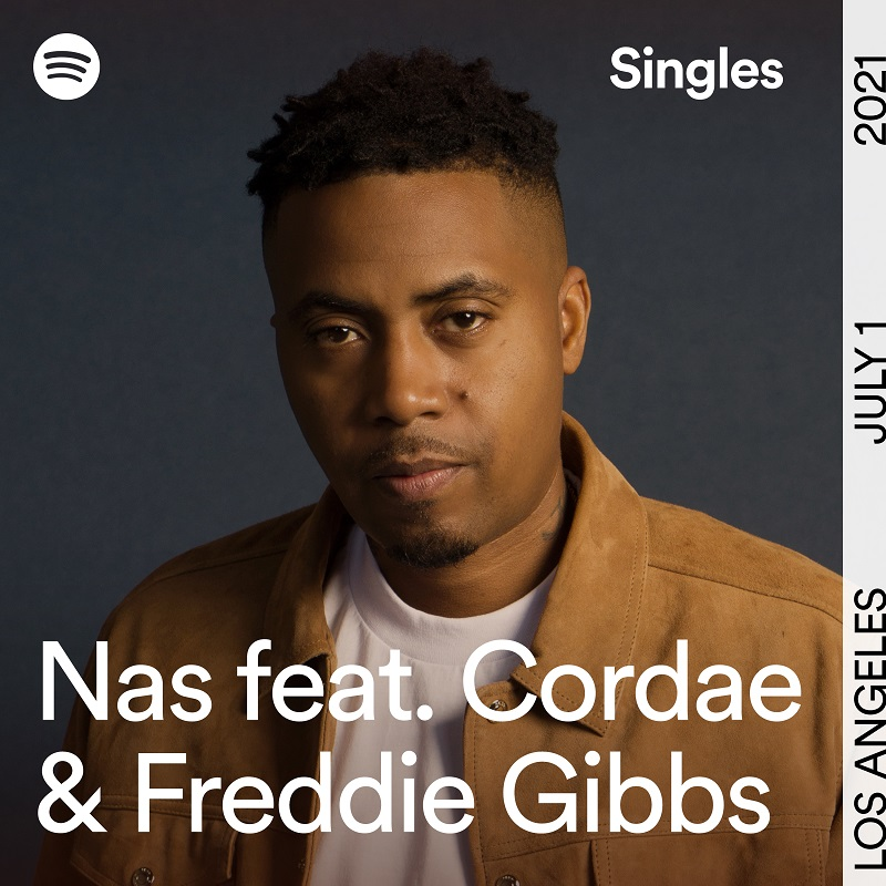 """Nas Feat. Freddie Gibbs & Cordae – """"Life Is Like A Dice Game"""""""