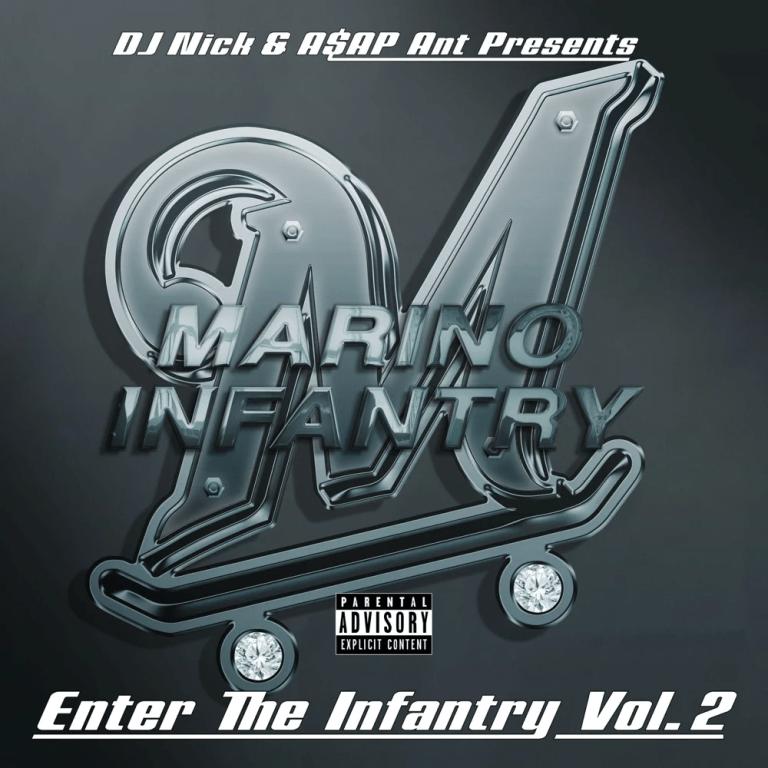 Marino Infantry – 'Enter The Infantry, Vol. 2' (Stream)