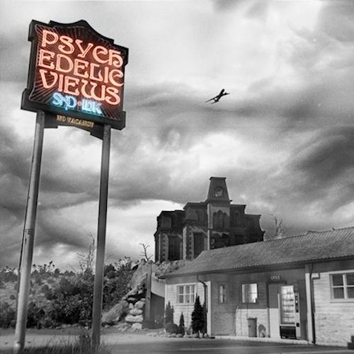 "Sad Night Dynamite Feat. IDK – ""Psychedelic Views"""
