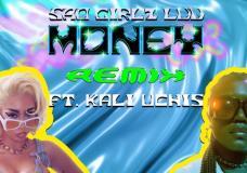 "Amaarae Feat. Kali Uchis – ""Sad Girlz Luv Money (Remix)"""