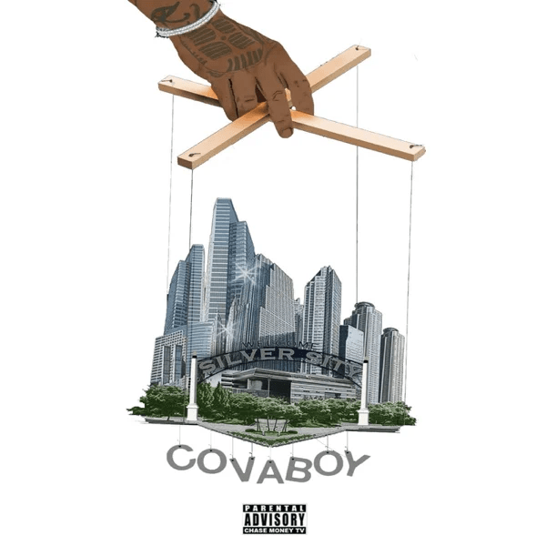 Covaboy – 'Silver Sity (Deluxe Edition)' (Stream)