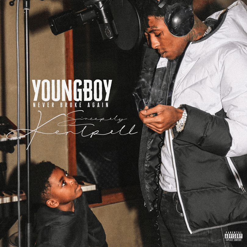 YoungBoy Never Broke Again – 'Sincerely, Kentrell >' (Updated Stream)