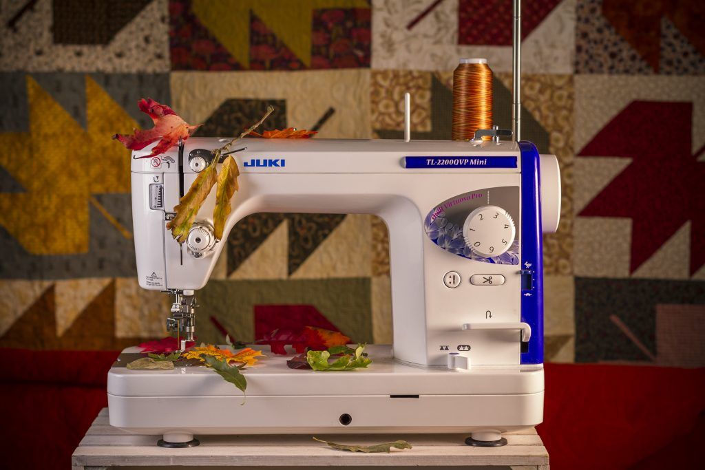 The Work Horse - finding the best quilting machine - Juki Club