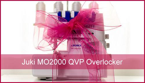 Juki MO2000 QVP Overlocker