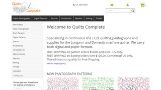 Quilts Compete