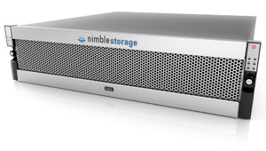 Video: An update from Nimble storage