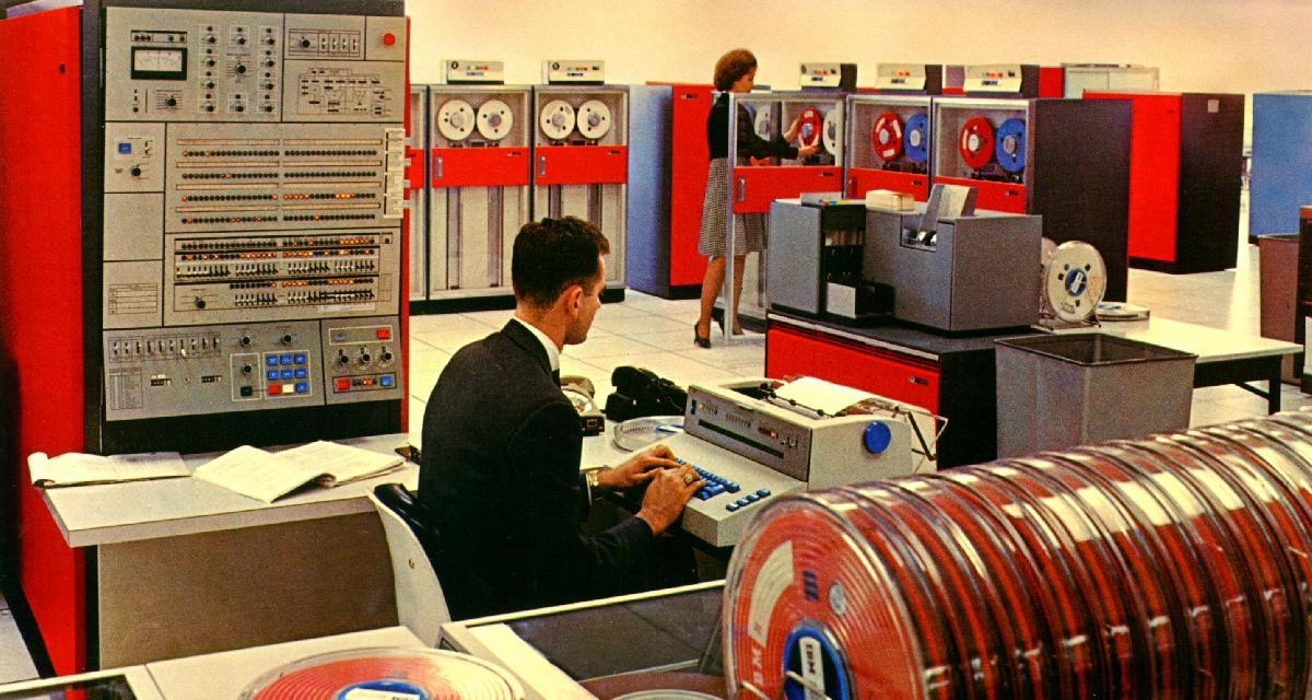 """Commento: l'""""amore"""" per il Mainframe non finisce mai"""
