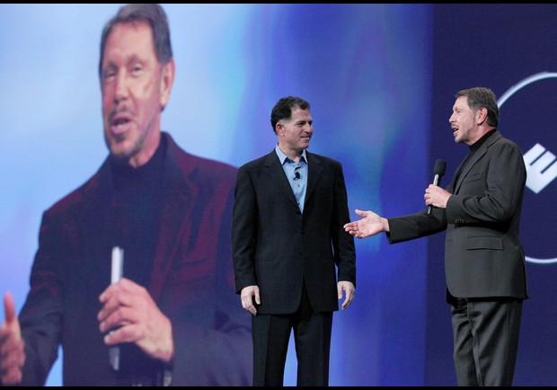 Accordo Oracle Dell: 3 piccioni con una fava!