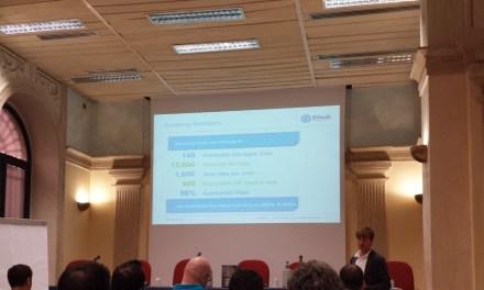 Unplugged: la presentazione di eVault