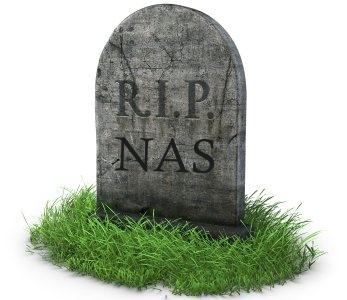 NAS is dead. Long live NAS!