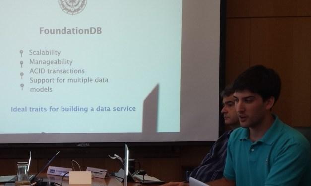 FoundationDB, oltre il NoSQL