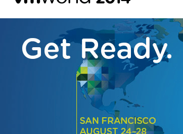 VMworld 2014, first impression