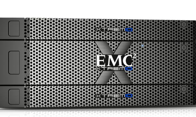 EMC XtremIO most interesting characteristic? Predictability.