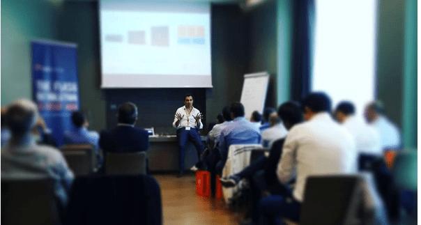 Juku.unplugged: le presentazioni della scorsa settimana