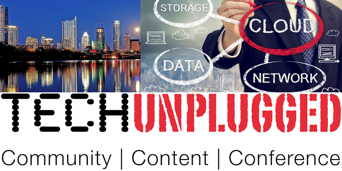TECHunplugged is coming to US!